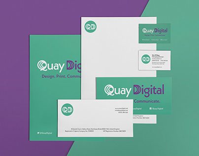 Quay Digital Brand Update
