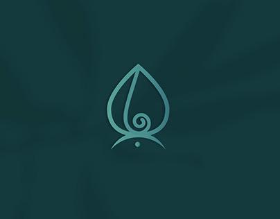 Mindfulness & Yoga Logo Design