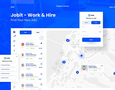 Jobit - Work & Hire