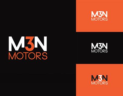 Diseño de Marca M3N Motors