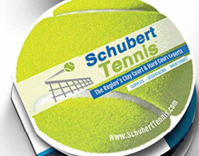 Marketing Ace - Schubert Tennis Brand Redevelopment