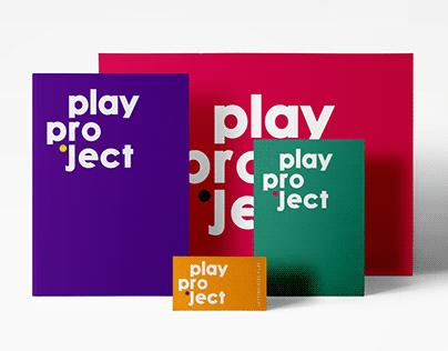 Play Project - Branding