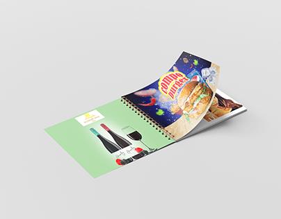 advertisement magazine 3D
