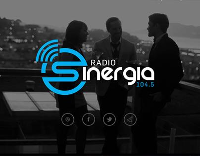 Web Design & Development Radio Sinergia