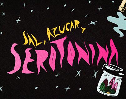 Sal, azúcar y serotonina