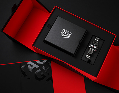 TAG Heuer Packaging