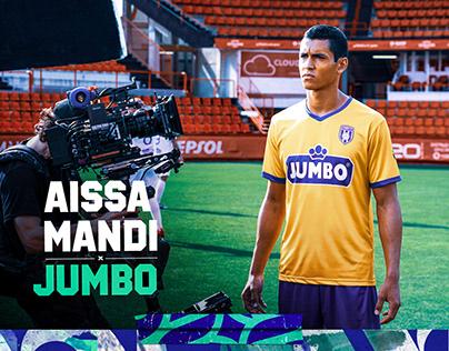 AISSA MANDI x JUMBO - TV SPOT