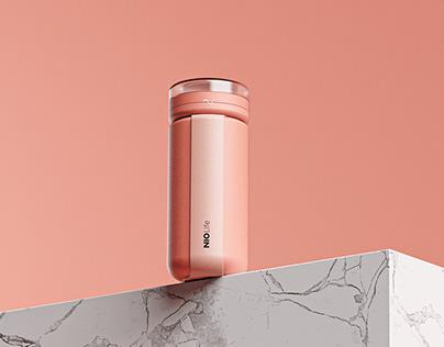 Chá : Travel Tea Flask