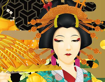 Adobe MAX Japan 2018 「鬱金螢螢・紅緋煌煌」