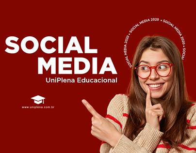 SOCIAL MEDIA 2020 1 | UNIPLENA EDUCACIONAL