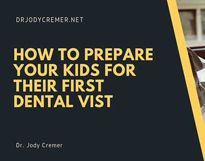 How To Prepare Your Kids For Their First Dental Visit
