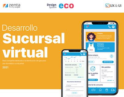 UX/UI Design ECO
