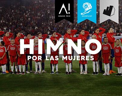 #HimnoxLasMujeres