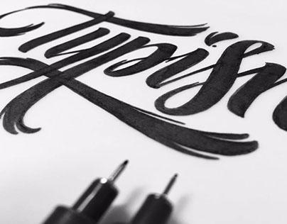Typism 2016 | Logotype