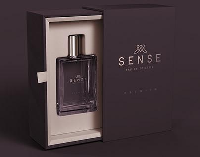 Sense Perfumes Identity & Packaging