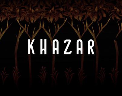 Khazar Font