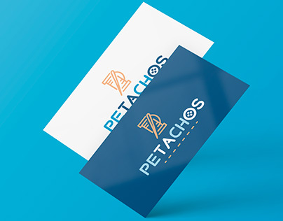 Logo for Petachos -clothing and shoes repair retail