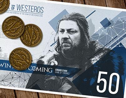 Valar Morghulis [Westeros Pound]