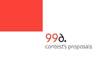 Diverse proposte per contest su 99d