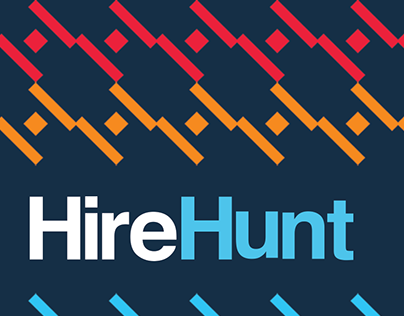 HireHunt- Brand Redesign 2016