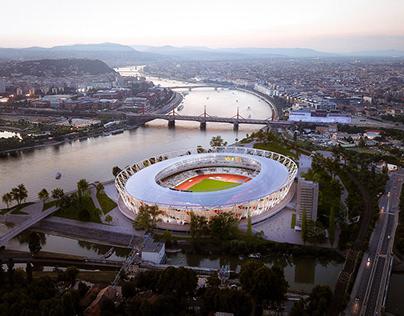 Athletics Stadium - Budapest, HU