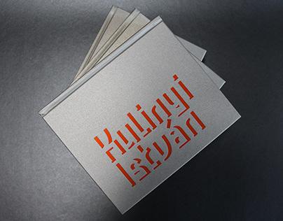 Kulinyi István | cover design