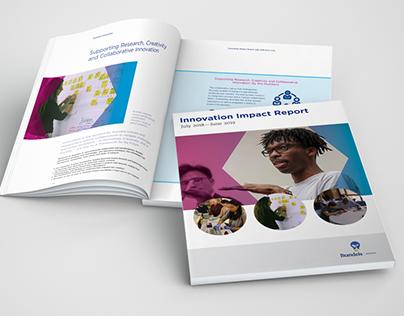 Innovation Brandeis annual report
