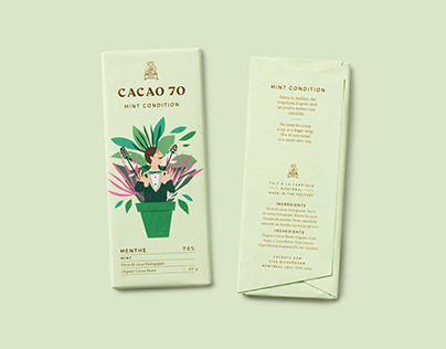 CACAO 70, Chocolate Bars
