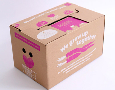 Imperfect Produce Box Design