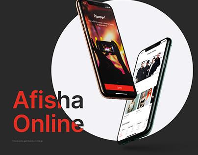 Afisha Online (App)