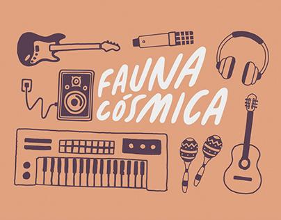 Fauna Cósmica | Branding