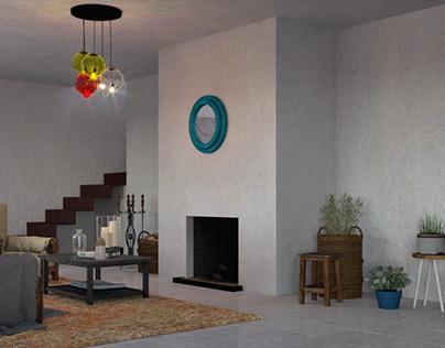 Living room/Dinnig room