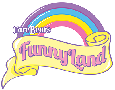 "Artworks for ""FunnyLand"" Care Bears Style Guide - 2012"