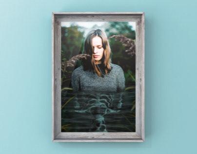 Dead Reflection - Photoshop Manipulation