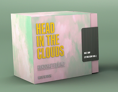 HEAD IN THE CLOUDS LAMP