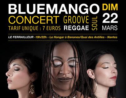 Bluemango / mars 2015
