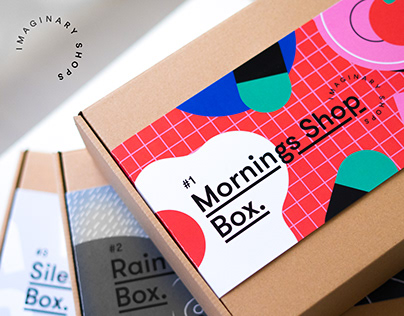 Mornings Shop Box - Imaginary Shops