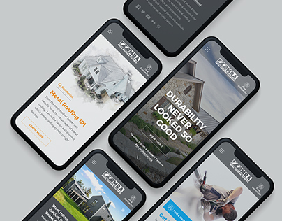 MRA // Website Design