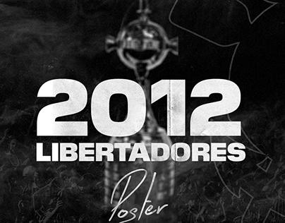 Poster Corinthians | Libertadores 2012