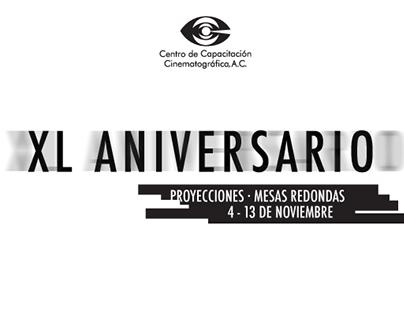 XL Aniversario CCC