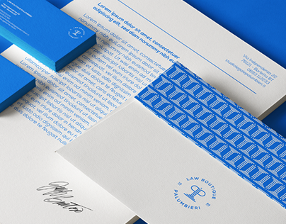 Law Boutique Palumbieri | Branding