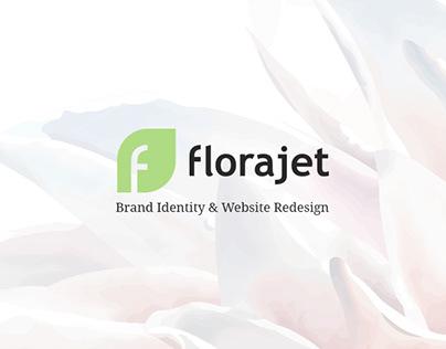 Florajet Identity Redesign
