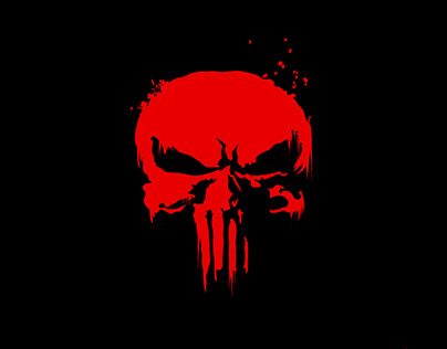 The Punisher Web-design concept