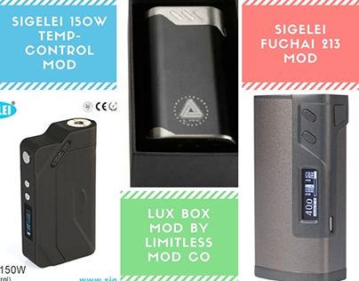 What Makes the Best Vape Mods 'The Best'?