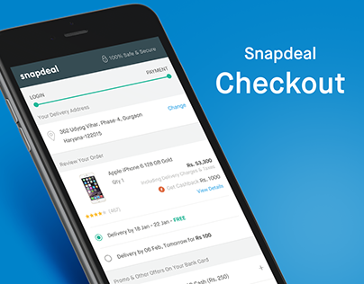 Snapdeal Wap Checkout