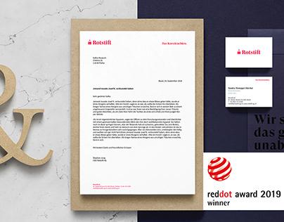 Redesign Rotstift AG