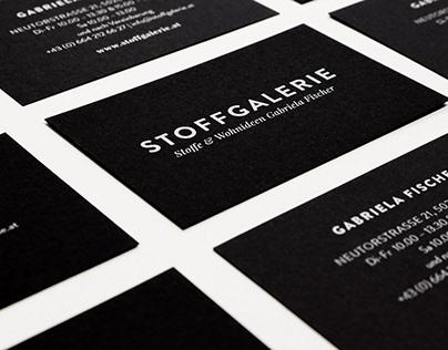 Stoffgalerie Salzburg - Corporate Design & Branding