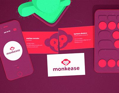 monkease - brand design
