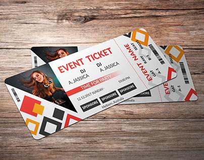 Gift Voucher, Certificate and Ticket Design
