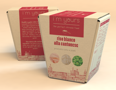 I'm yours - The perfect chinese food